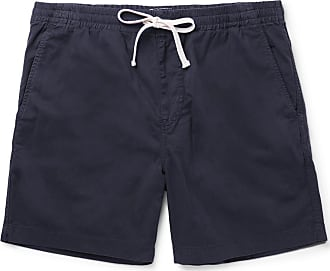 J.crew Dock Stretch-cotton Shorts - Navy