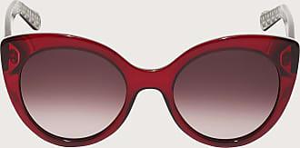 Salvatore Ferragamo Women Sunglasses Red