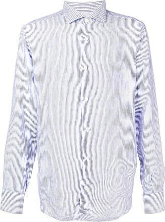 Eleventy Camisa listrada - 11
