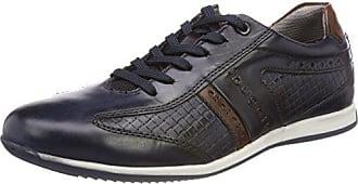 Homme Bleu EU Bugatti Basses 40 Cognac Sneakers 311450021111 Blue Dark fwwqt1P