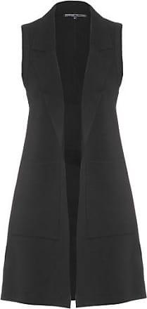 Shoulder Colete Tricot Estruturado Shoulder - Preto