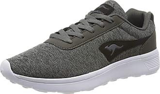 Kangaroos Unisex Adults K-Move Low-Top Sneakers, (Steel Grey 2005), 7.5 UK