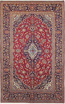 Nain Trading 308x195 Tappeto Orientale Keshan Grigio Scuro/Viola (Persia/Iran, Lana, Annodato a mano)