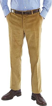 Franken & Cie. Corduroy trousers, camel