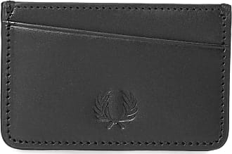 Fred Perry CARTEIRA MASCULINA CONTRASTE CARD HOLDER - PRETO