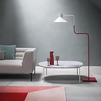 ZANOTTA Design Niobe Coffee Table Carrara Marble