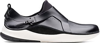 Clarks Mens Shoe Black Leather Clarks Privolutionm1 Size 10.5