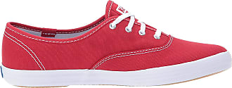 Keds Womens KEDS CHAMPION Sneaker, Red, 7.5 UK