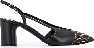 Casadei stud-embellished pumps - Black