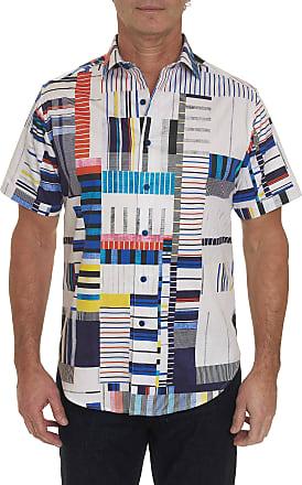 Robert Graham Mens Tofo Short Sleeve Shirt Size: 2XL by Robert Graham