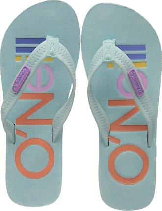 O'Neill Womens Fw Profile Fabric Sandalen Flip Flops, Blue Whispering Blue 5211, 6.5 UK