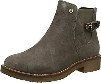 a91eff72f0a Hush Puppies Alaska Chelsea Boot Botas Chelsea Mujer, Gris (Dk/Gry 000)