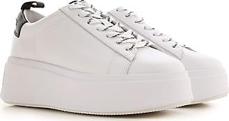 Ash Sneaker für Damen, Tennisschuh, Turnschuh Günstig im Sale, Weiss, Leder, 2019, 35 36 39 40