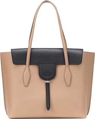 Tod S Joy Medium Leather Tote Bag