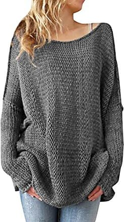 new concept 8d709 331bb Oversize Pullover in Grau: Shoppe jetzt bis zu −67% | Stylight