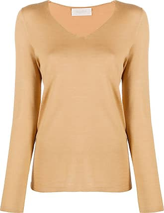 Zanone fine knit jumper - Neutrals
