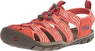 Keen Womens Clearwater CNX-W Sandal, Summer fig/crabapple, 5.5 M US