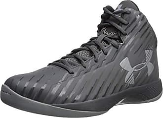 huge sale 2b6b2 98be6 Under Armour Mens Jet Mid Basketball Shoe Graphite (100) Charcoal 9 M US