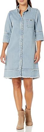 Lola Jeans Womens Rosalie Dress, Royal Blue, X-Large