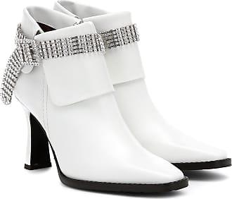 Sies Marjan Niki embellished leather ankle boots