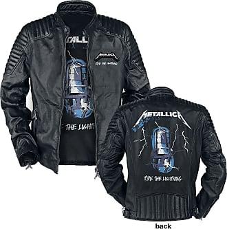 ae50383c Metallica Ride The Lightning - Jakker - Skinnjakke - svart