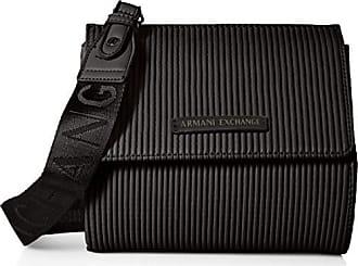 A|X Armani Exchange Womens Medium Crossbody Bag, nero - black 129