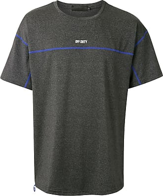 Off Duty Camiseta Kos - Cinza