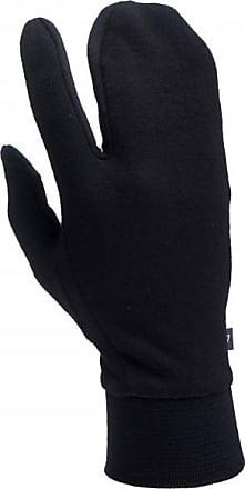 2117 of Sweden Klev 3Finger Merino Glove 240 Guanti Unisex | nero
