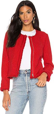 BB Dakota Feeling Fancy Jacket in Red