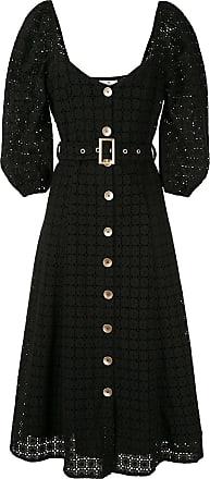 We Are Kindred Vienna crochet midi dress - Black