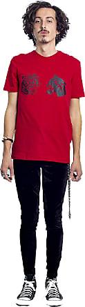 YSKI Camiseta Tattoo Vermelho GG
