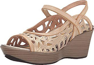 83bc46017689 Naot Naot Womens Deluxe Wedge Sandal