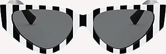 Valentino Valentino Occhiali Occhiale Da Sole Cat-eye In Acetato Con Vlogo Donna Bianco Acetato 100% OneSize