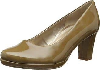 Gabor Shoes 31.682 Damen Kurzschaft Stiefel, Braun (sattel