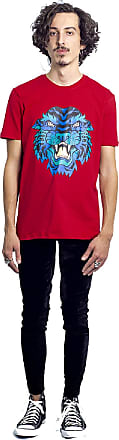 YSKI Camiseta Tiger Vermelho GG