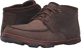 b9df8281d1 Olukai Hamakua (Dark Wood Toffee) Mens Shoes