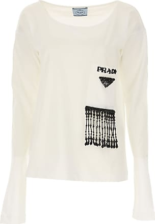 aca0eb3dd779 Prada® T-Shirts − Sale  up to −65%