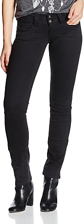 Pepe Jeans London Womens Venus Trouser, Black (Black 999-t41), W24/L30 (Manufacturer size: 24)