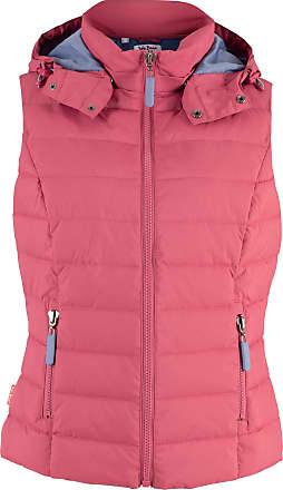 3ee793fea50b John Baner Jeanswear Dam Täckväst i stark rosa utan ärm - John Baner  JEANSWEAR