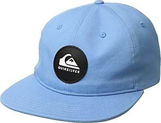 buy online 13b72 dc951 Quiksilver Mens TAP Addict HAT, Dusk Blue, 1SZ