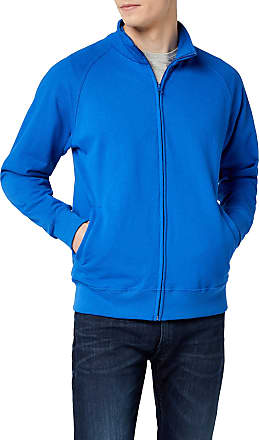Fruit Of The Loom Mens Lightweight Jacket, Royal, XX-Large