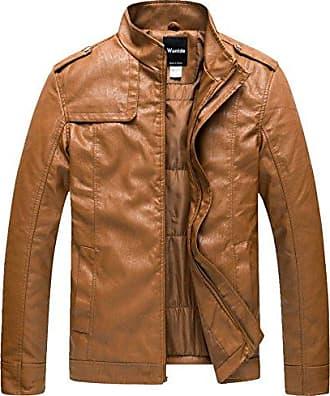 Angebot 60% günstig besondere Auswahl an Lederjacken in Braun: 529 Produkte bis zu −43% | Stylight