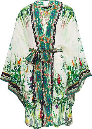 Camilla Kimono Daintree Estampado - Mulher - Único AU
