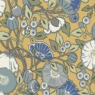 York Wallcoverings Tapete Vincent Poppies