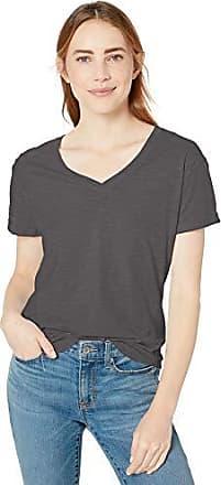 Goodthreads Vintage Cotton Pocket V-Neck T-Shirt Donna Marchio
