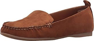 Rocket Dog Womens Gallery Coast Fabric Moccasin, Cinnamon, 6.5 M US