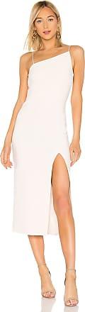 Bec&bridge Dominique Asymmetrical Dress in White