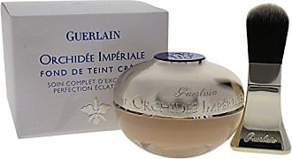 Guerlain Guerlain Orchidee Imperiale Cream Foundation Brightening Perfection SPF25, No. 02 Beige Clair, 1 Ounce
