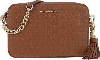 Michael Kors Cross Body Bags - Jet Set MD Camera Bag Luggage - brown - Cross Body Bags for ladies
