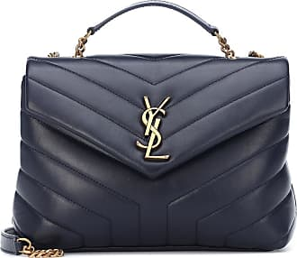 Saint Laurent Borsa Loulou Small in pelle matelassé